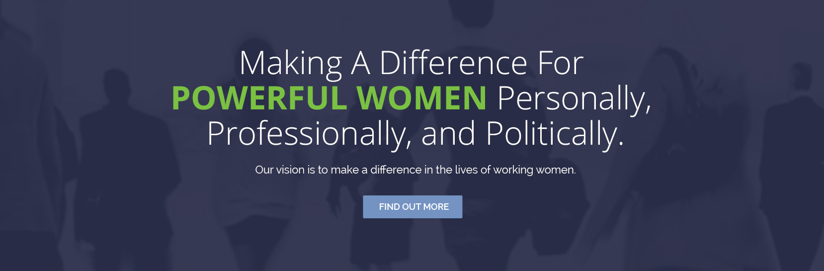 Making A Difference For powerful women Personally, Professionally, and Politically - NYSW Buffalo Niagara Chapter